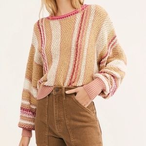 Free People Pull Over Sweater